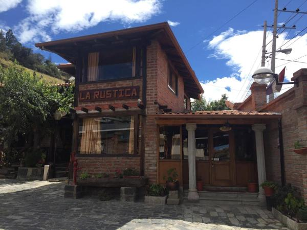 Hotel Pictures: La Rustica Hostal, Guaranda