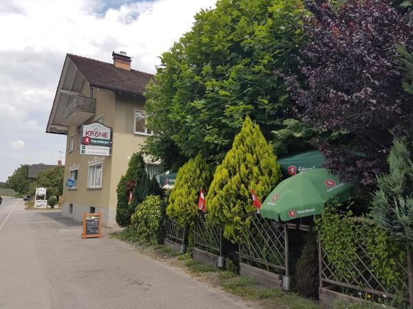 酒店图片: Gasthaus Krone, Koblach