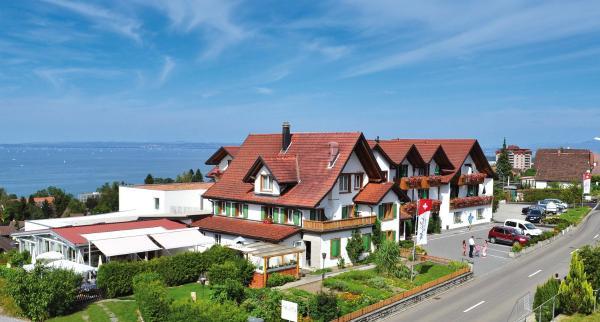 Hotel Pictures: BEST WESTERN Hotel Rebstock, Rorschacherberg