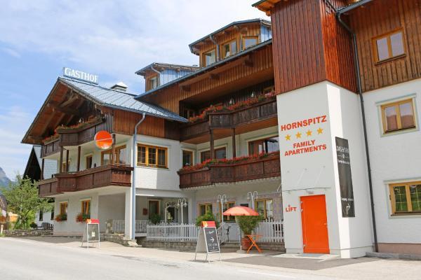 Zdjęcia hotelu: Hornspitz Family Apartments, Gosau