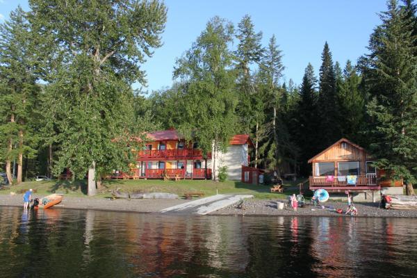 Hotel Pictures: Ponderosa Resort, Canim Lake
