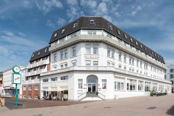 Hotel Pictures: Inselhotel Rote Erde, Borkum