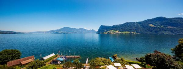 Hotel Pictures: Kastanienbaum Swiss Quality Seehotel, Luzern