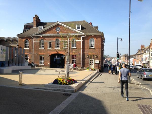 Hotel Pictures: The Rutland Arms Hotel, Newmarket