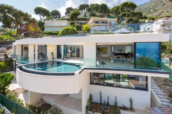 Hotel Pictures: Villa Paradise, Èze