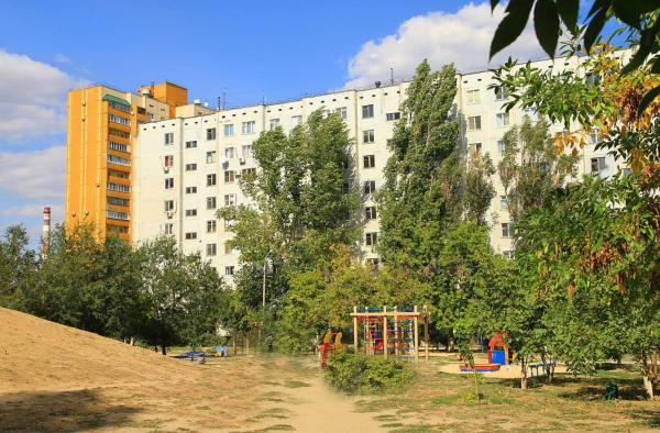 Fotos de l'hotel: Apartments on Eletskaya, Volgograd