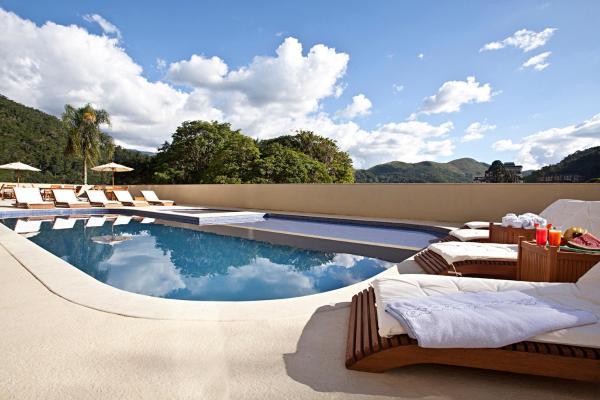 Hotel Pictures: Hotel Granja Brasil Resort, Itaipava