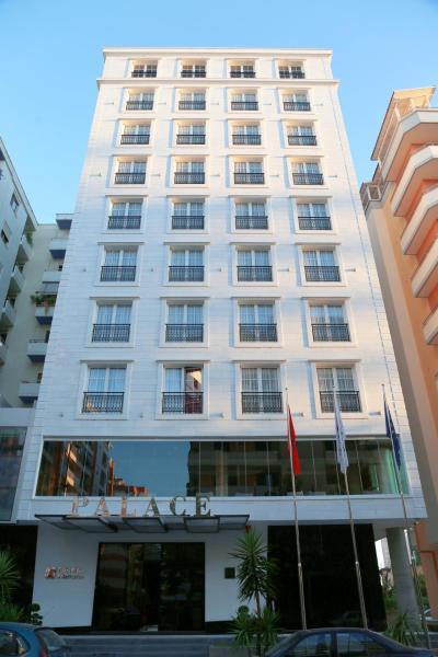 Fotografie hotelů: Hotel Palace, Vlorë