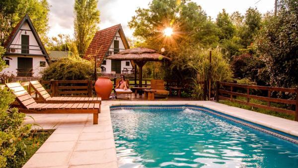 Hotelbilleder: Cabañas Verde y Blanco, Santa Rosa de Calamuchita