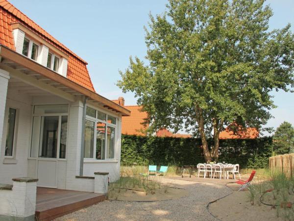 酒店图片: Villa De Zeearend, Sint-Idesbald