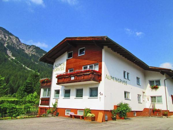 Foto Hotel: Holiday Home Zugspitz, Heiterwang