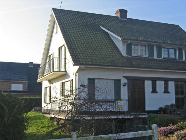 Hotelbilleder: Villa De Bewogen Kust, Sint-Idesbald