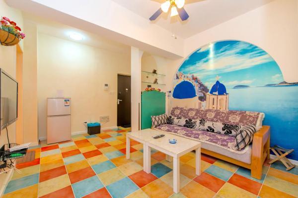 ホテル写真: Happy House Apartment, 成都市