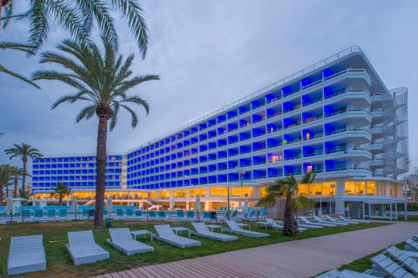 Hotel Pictures: Hotel Playasol The New Algarb, Playa den Bossa