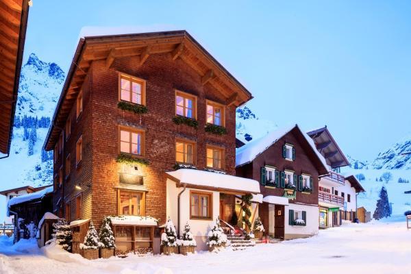 Fotos do Hotel: House Hannes Schneider Stuben, Stuben am Arlberg