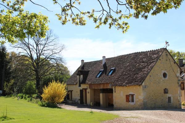 Hotel Pictures: Gîte à l'ombre des chênes, Châteauvieux
