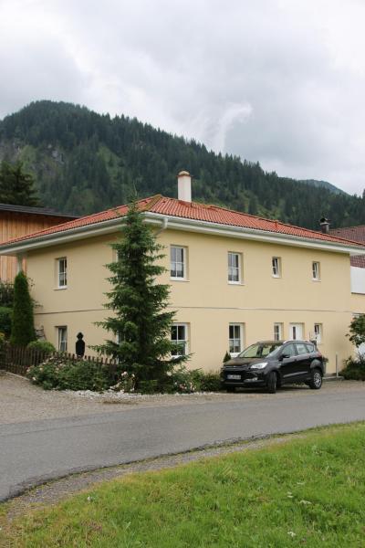 Foto Hotel: Haus Toskana, Tannheim