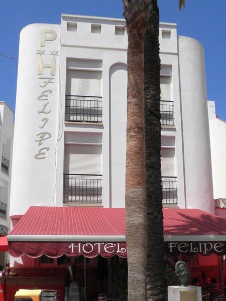 Hotel Pictures: Pensión Felipe, Carboneras