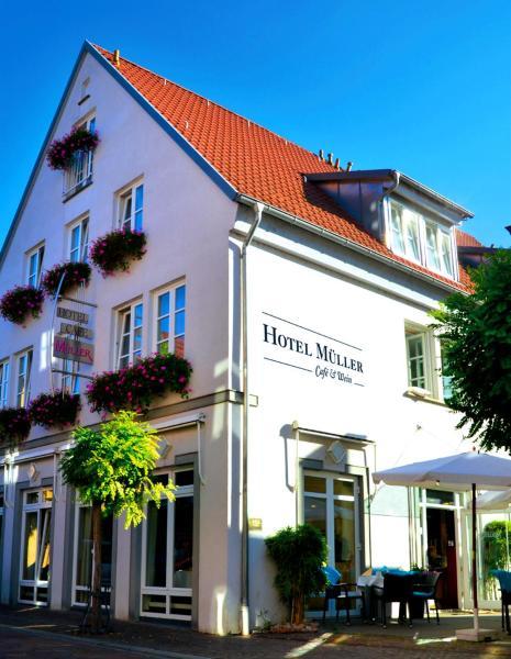 Hotelbilleder: Hotel Müller Café & Wein, Veitshöchheim