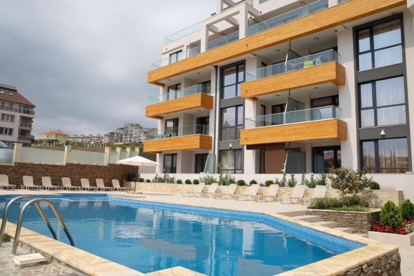 Fotografie hotelů: Gliko Seaside Apartments, Byala