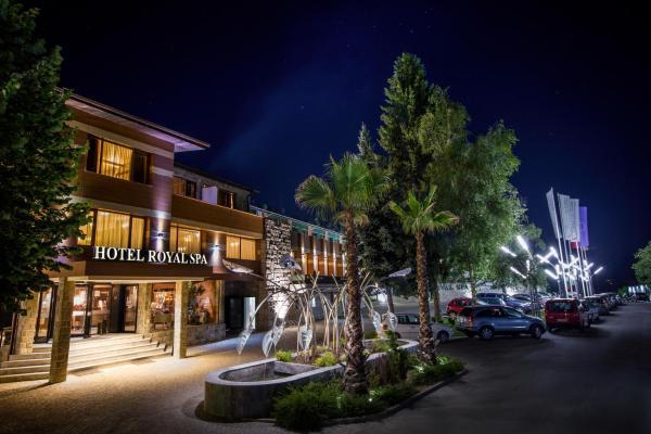 Φωτογραφίες: Royal Spa Hotel, Βέλινγκραντ