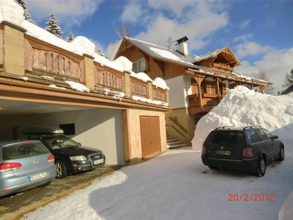 Hotel Pictures: Pension Encián, Harrachov
