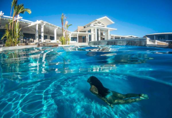 Zdjęcia hotelu: Taumeasina Island Resort, Apia