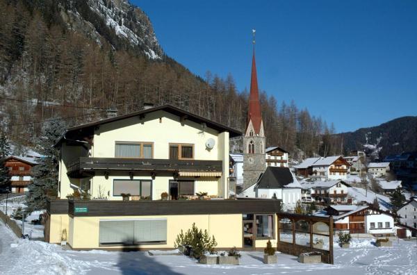 ホテル写真: Ferienwohnung Burgstein, Umhausen