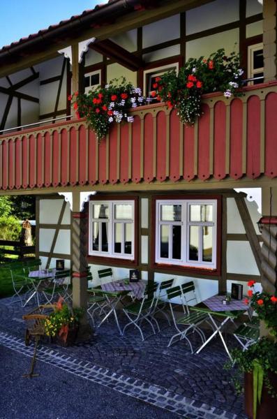 Hotel Pictures: , Streufdorf