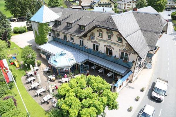 ホテル写真: Gasthof Schorn, Sankt Leonhard
