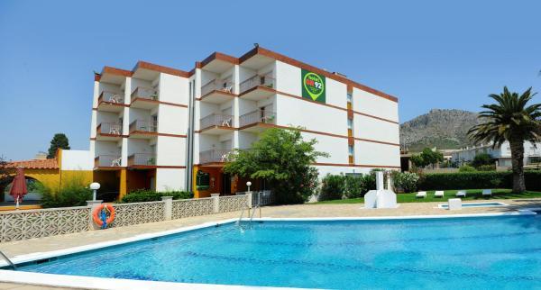 Hotel Pictures: Hotel GR92, Torroella de Montgrí