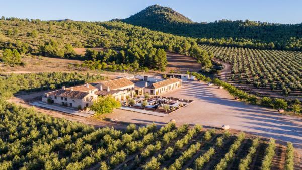 Hotel Pictures: Complejo Rural Cortijo Trifillas, Casa Colorada