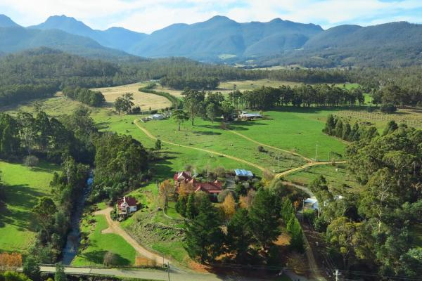 Foto Hotel: Crabtree House, Huonville