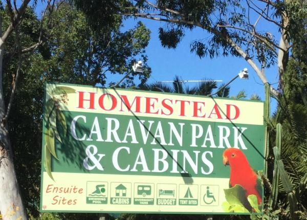 Φωτογραφίες: Homestead Caravan Park, Nanango