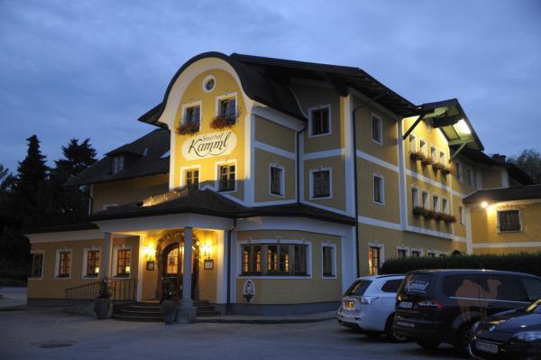 酒店图片: Hotel Gasthof Kamml, 瓦兹