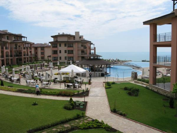 酒店图片: Kaliakria Sea & Golf view Resort apartment, Topola