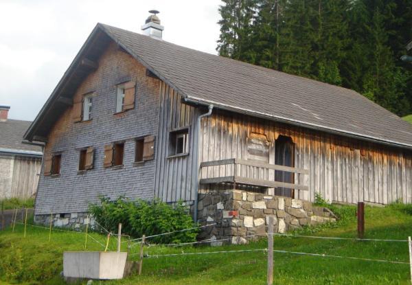 Fotos de l'hotel: Vorsäßhütte am Klausberg, Schwarzenberg im Bregenzerwald
