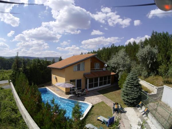 Fotografie hotelů: Villa Albena, Albena