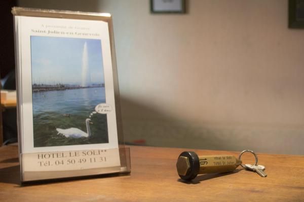 Hotel Pictures: hotel le Soli, Saint-Julien-en-Genevois