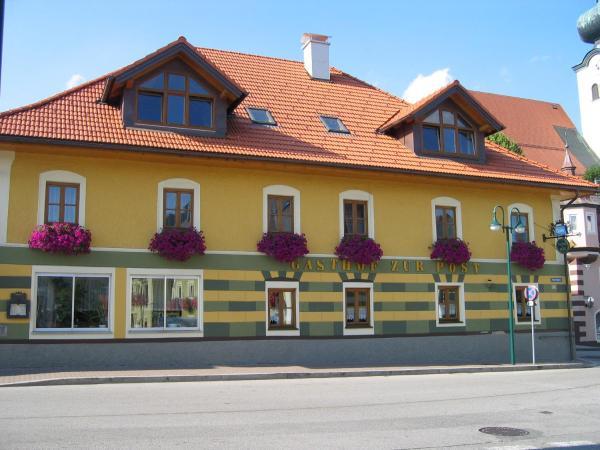 ホテル写真: Gasthof zur Post, シェルフリンク