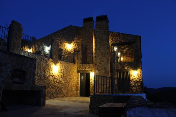 """Hotel Pictures: Casas Rurales Las Cuevas """"El Rincón"""", Fuentes de León"""