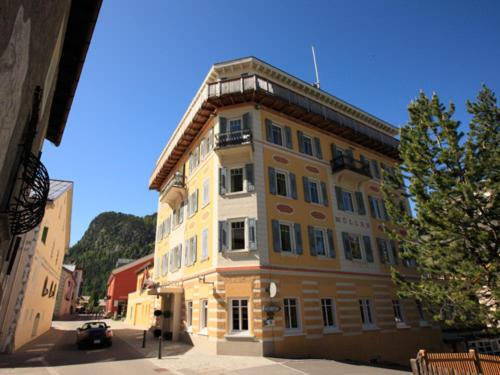 Hotel Pictures: Hotel Müller - mountain lodge, Pontresina