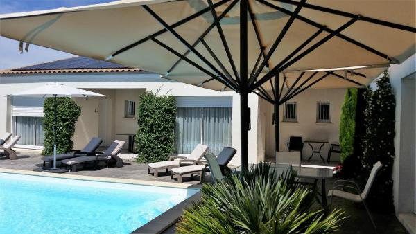 Hotel Pictures: Villa Carcajou, Grézac