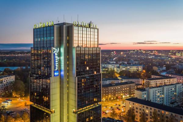 Hotel Pictures: Radisson Blu Hotel Olümpia, Tallinn