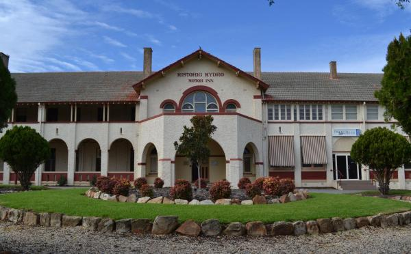 Hotel Pictures: Historic Hydro Motor Inn, Leeton