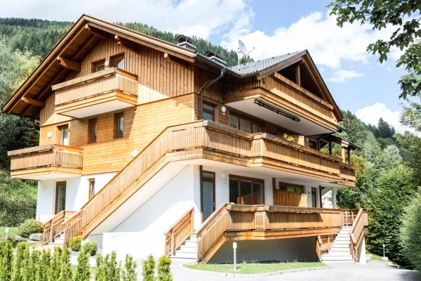 Fotografie hotelů: Residence Margerithenweg, Bad Kleinkirchheim