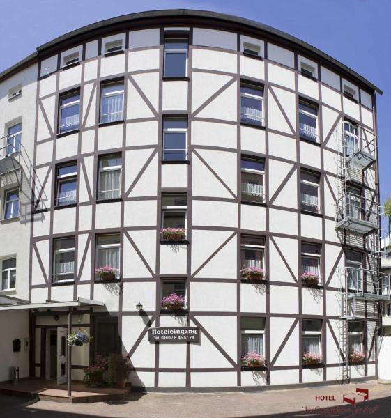 Hotel Pictures: Hotel Am Sudenburger Hof, Magdeburg