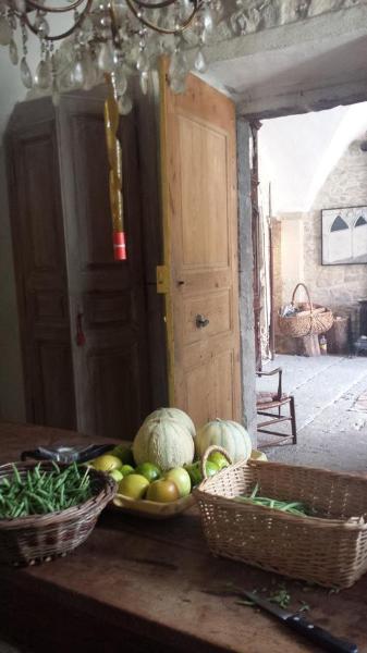 Hotel Pictures: Chambres D Hotes Chateau De Fontblachere, Saint-Lager-Bressac