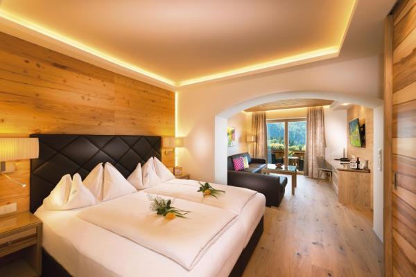 ホテル写真: Verwöhnhotel Berghof, ザンクト・ヨーハン・イム・ポンガウ