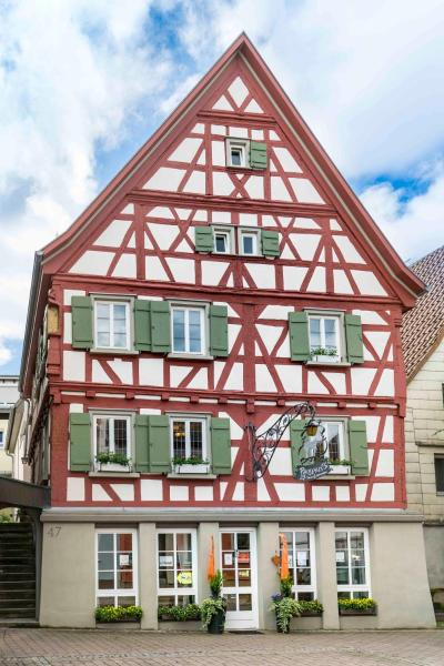 Hotel Pictures: Pension Pauserei, Oedheim